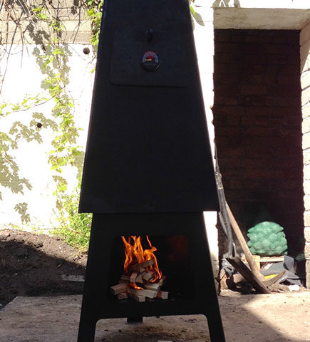 Patio Heater / Barbeque