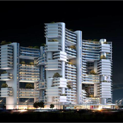 Shimao 'Vertical Shikumen' Residential